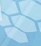 blue hexigon